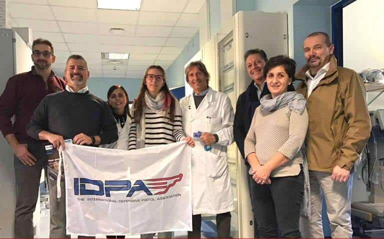 Donazione a favore del reparto di Terapia Intensiva Neonatale Ospedale Borgo Trento Verona · 28 novembre 2016