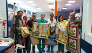 Donazione Ospedale Borgo Trento di Verona 1