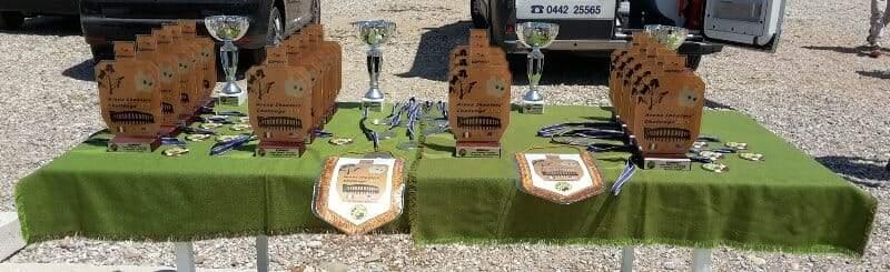 Premiazione Arena Shooters Challenge 2015