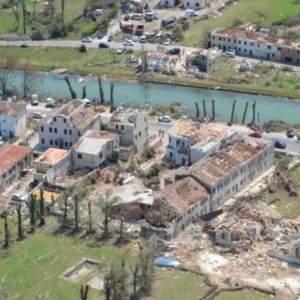 Tornado Comune di Mira 2015