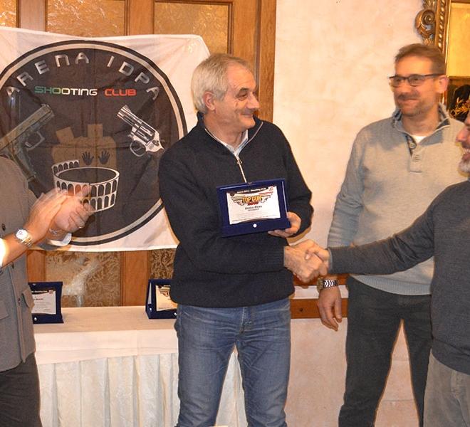 Premiazione Enrico Rizzo Top Gun 2016