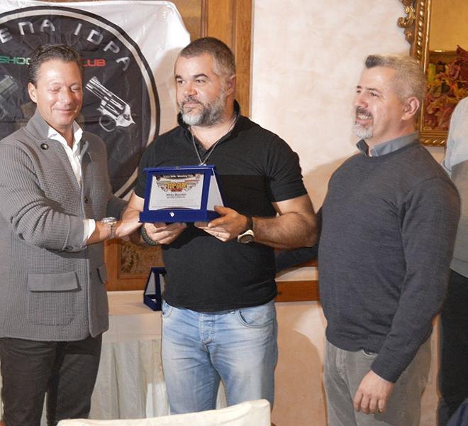 Premiazione Mirko Boschini Top Gun 2016