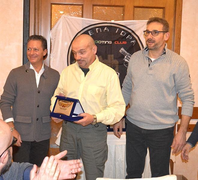 Premiazione Renato Biondani Top Gun 2016