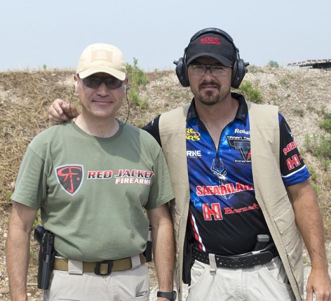 Bob e Filippo · Gara con Robert G. Vogel
