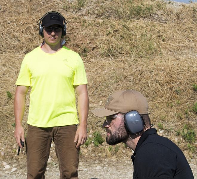 Matteo e Nicola · Gara con Robert G. Vogel