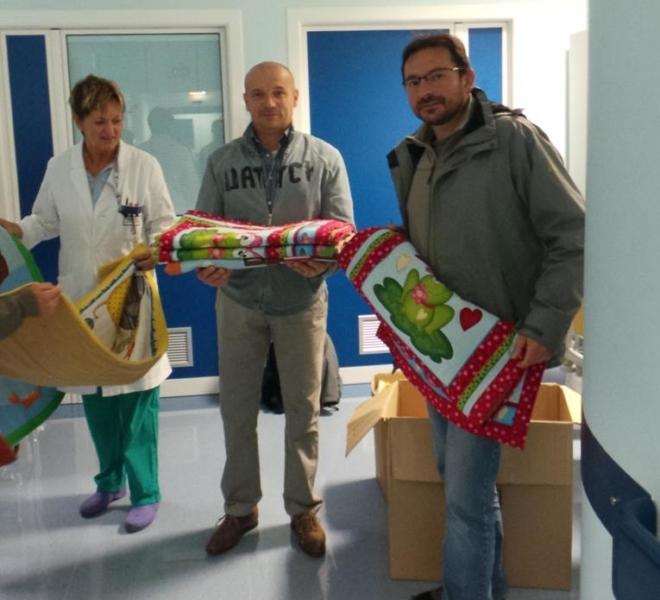Donazione Ospedale Borgo Trento di Verona 6