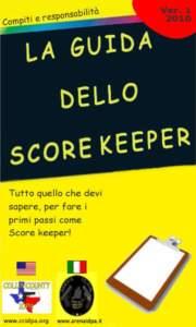 Guida del Score keeper