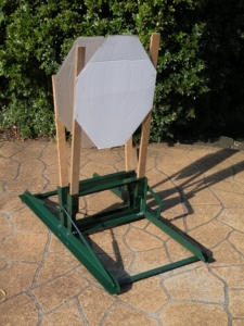 Clamshell Snapper target