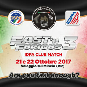 FastnFurious 2017 idpa