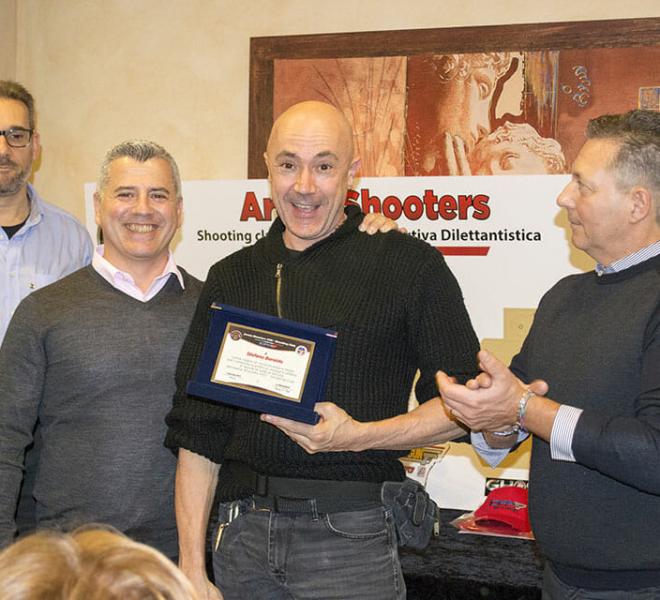 Serata Premiazione Top Gun 2017 - ASD Arena Shooters