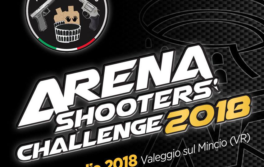 Arena Shooters Challenge 2018