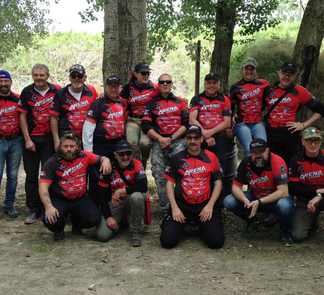 Arena Shooters IDPA Team-1