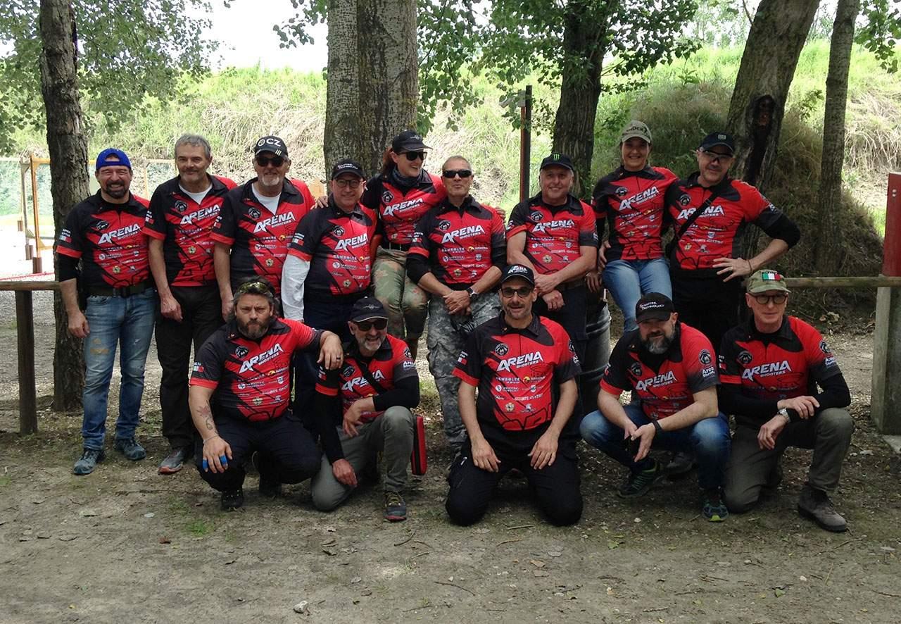Arena Shooters IDPA Team 1