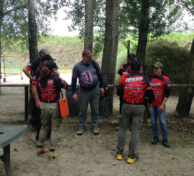 Arena Shooters IDPA Team-10