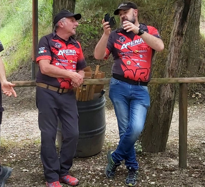 Arena Shooters IDPA Team-13