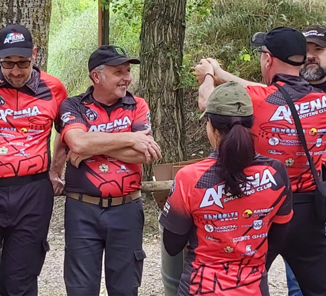 Arena Shooters IDPA Team-14