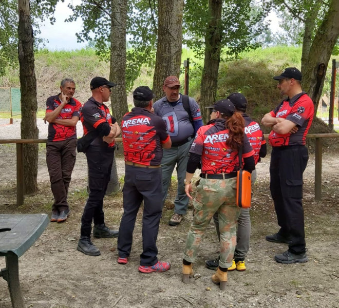 Arena Shooters IDPA Team-16