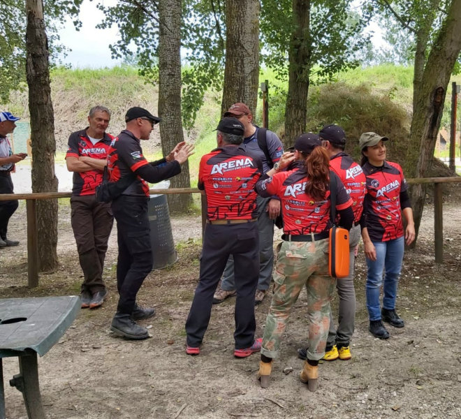Arena Shooters IDPA Team-17