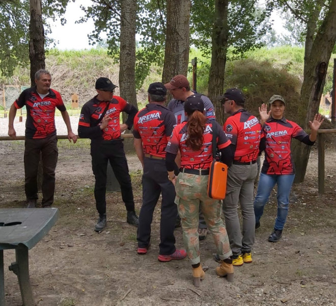 Arena Shooters IDPA Team-18