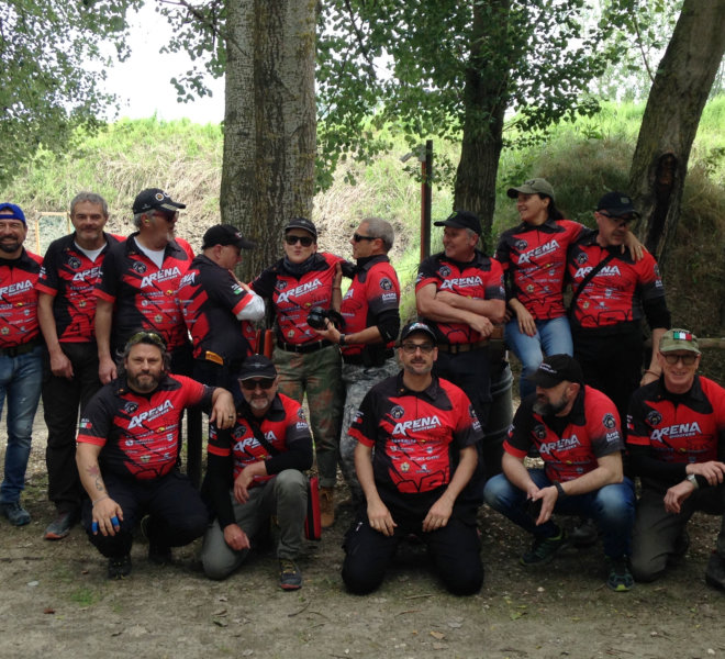 Arena Shooters IDPA Team-2