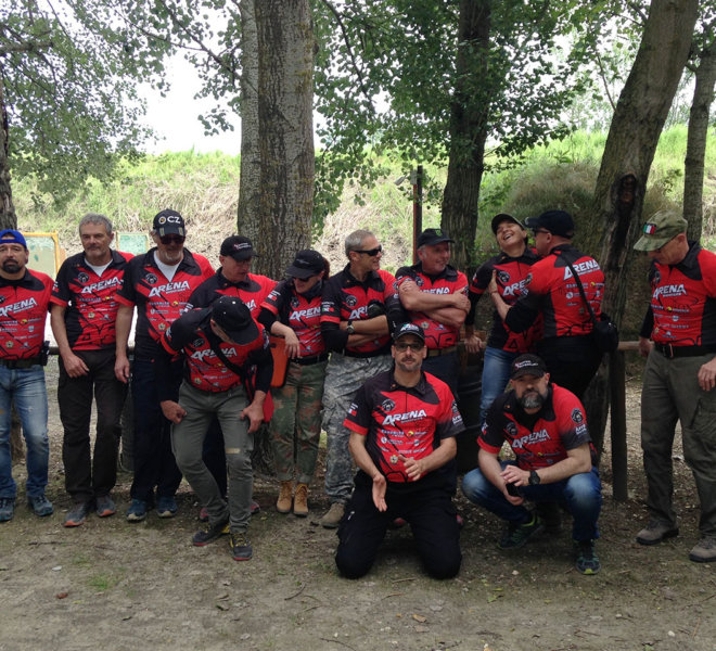 Arena Shooters IDPA Team-3
