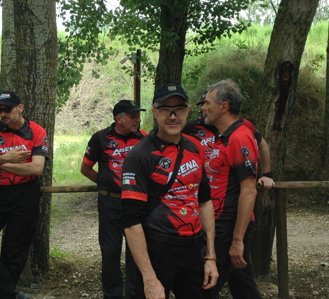 Arena Shooters IDPA Team-4