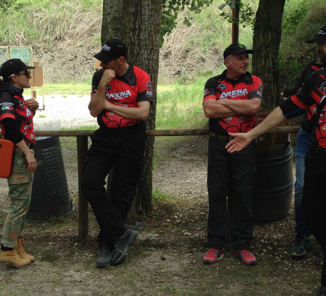 Arena Shooters IDPA Team-5