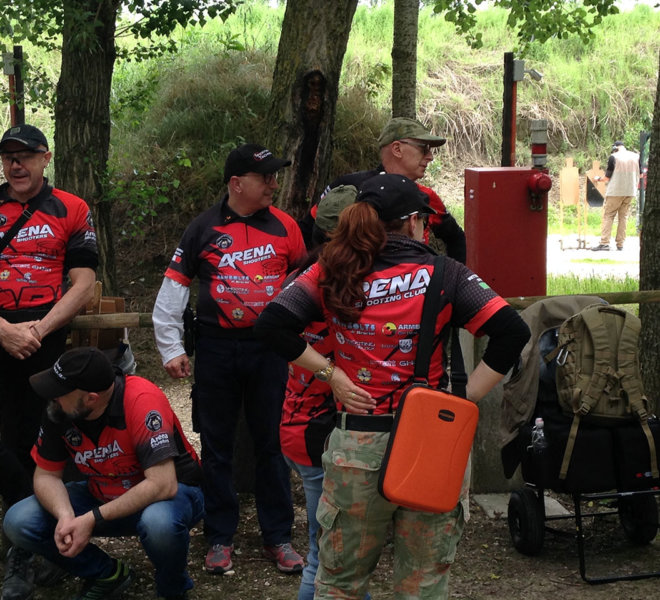 Arena Shooters IDPA Team-7