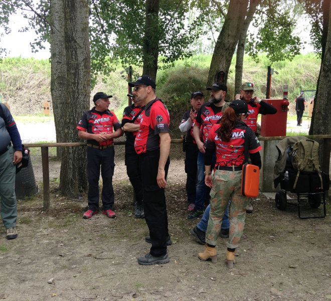 Arena Shooters IDPA Team-8