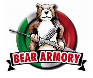 Logo Bear Armory 2019