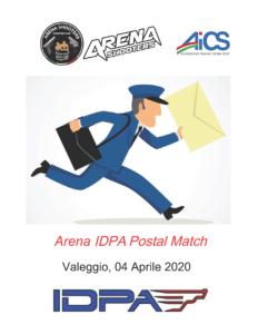 Arena IDPA Postal Match