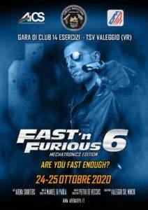 Locandina Fast 6